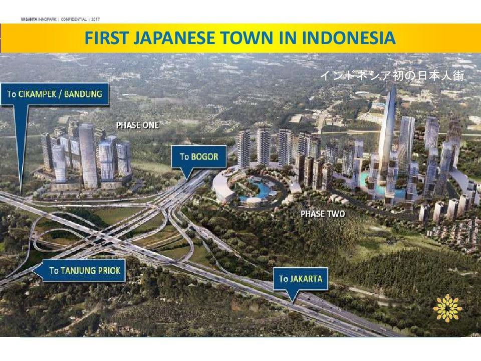 Apartment Vasanta Innopark Di Wilayah Premium Untuk Hunian Berkelas