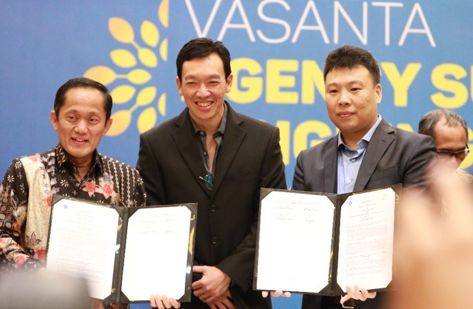 Entrepreneur University Itb Technopark Vasanta Innopark