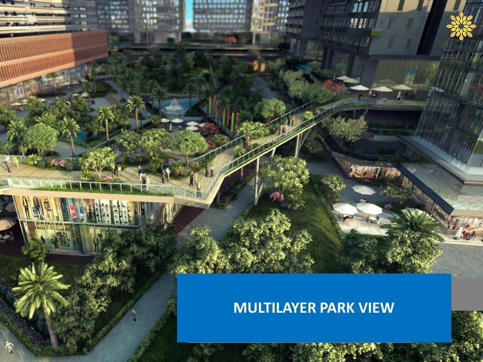 Multilayer Park Vasanta Innopark