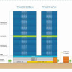 Tower Botan Apartemen Vasanta Innopark Type 2BR
